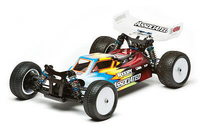 LRP Team Associated 9063 B44.3 1:10 Elektro 4WD Buggy Factory Team Kit