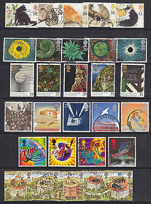 1995 Commemorative Year Set Complete ( 9 Sets )  Used