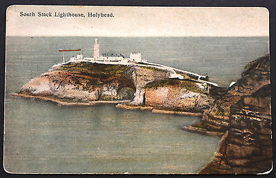 Postcard ~ Wales ~ South Stack Lighthouse, Holyhead