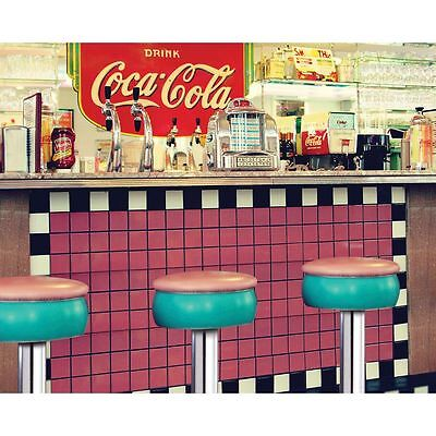 Coca Cola Soda Shop 1000 Piece Puzzle