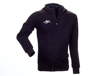Ju-Sports Teamwear Element Core Zip Hoodie schwarz
