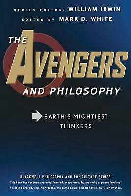 The Avengers and Philosophy by William Irwin Paperback Book (English)