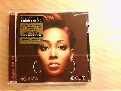 Cd Deluxe Edition / Monica / New Life / Neuf Sous Cello