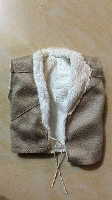 Custom Made 1/6 Scale Clint Eastwood Wallet jacket For Hot Toys Body cowboy head