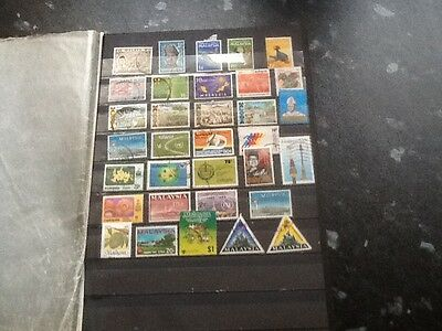 Malaysia Classic Used Stamps No Reserve