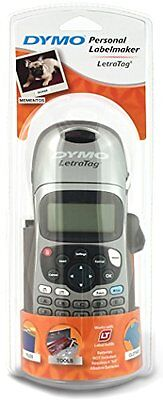 DYMO Letratag LT-100H Personal Hand-Held Label Maker (1749027)