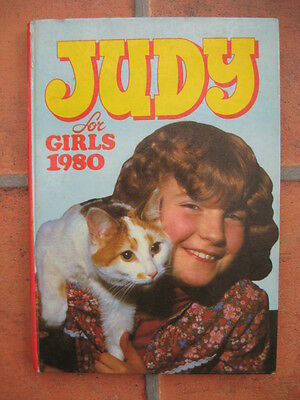 1980 : Judy for Girls Annual