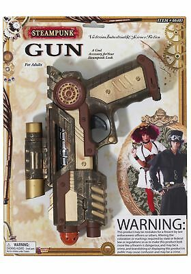 Steampunk Plastic Toy Space Gun