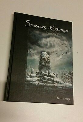 Shadows Of Esteren Book One 1 Universe Rpg Roleplaying Dark Horror Fantasy Dnd