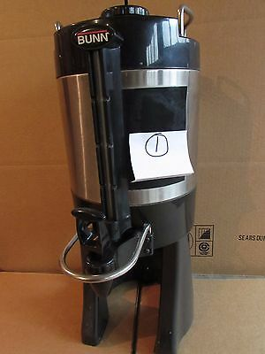 Bunn 1.5 Gal TF Server SGC60D Commercial Thermal Coffee Dispenser Stainess Lot 1
