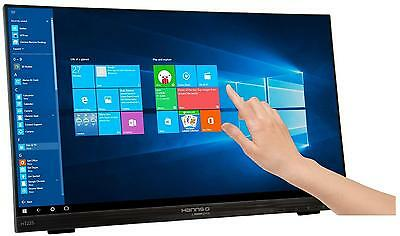 Hanns.G HT 225 HPB 21.5 Touch Screen LED LCD Monitor Contrast Ratio 80000000:1