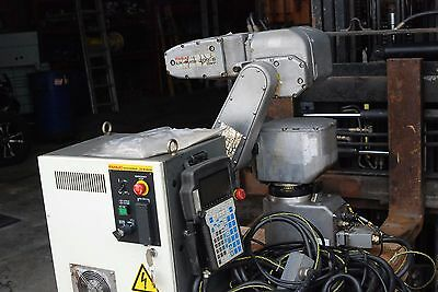 Fanuc LR Mate 200iB 5WP,  6 Axis Robot, Water Proof, A05B-1138-B323,'2006 Tested