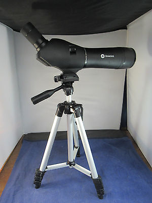 simmons blazer 20-60x60mm spotting scope with tripod and case