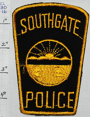 Ohio, Southgate Police Dept Patch