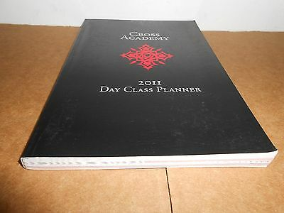 Cross Academy (Vampire Knight) 2011 Day Class Planner Book  English