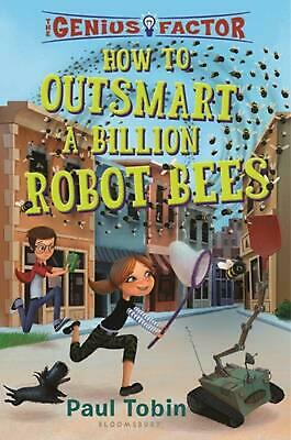 How to Outsmart a Robot Bee Army by Paul Tobin (English) Hardcover Book Free Shi
