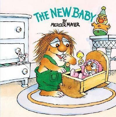 NEW The New Baby By Mercer Mayer Paperback Free Shipping