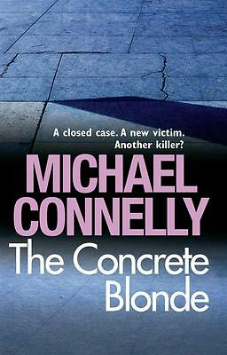 NEW The Concrete Blonde  By Michael Connelly Paperback Free Shipping