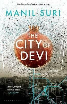 NEW The City of Devi By Manil Suri Paperback Free Shipping