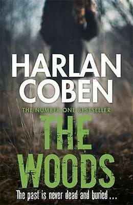 NEW The Woods By Harlan Coben Paperback Free Shipping