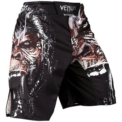 Venum Gorilla Flex System MMA Fight Shorts - Black