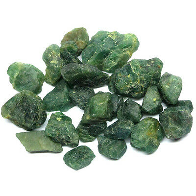460.00 CT. Unheated ROUGH GREEN APATITE b608