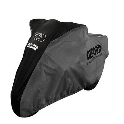 Oxford Dormex Motorbike Cover Indoor Breathable Motorcycle DUST Cover with Case