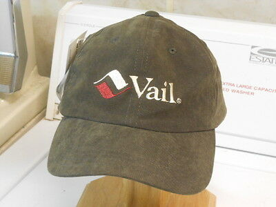 Vale Colorado Embroidered Baseball Style Hat NWT