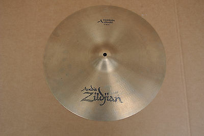 "Avedis ZILDJIAN Co 17"" MEDIUM CRASH CYMBAL ~ 1438 grams! LOT #C287"