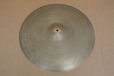 "Avedis ZILDJIAN Co 20"" RIDE CYMBAL ~ 2664 grams! LOT #C289"