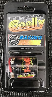 Vintage Team Corally 10 Triple Brushed Touring Car Motor New In Box