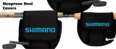 **NEW Shimano Reel Cover Spinning Medium  (Models 2000 to 6000) ANSC840A Black