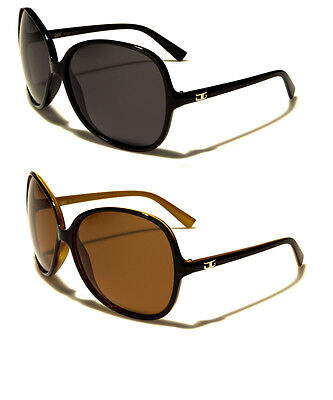 New Polarized Retro Vintage Oversized Womens Fashion Designer CG DG Sunglasses