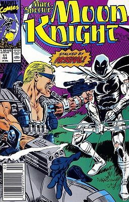 Marc Spector Moon Knight (1989) #11 VG LOW GRADE