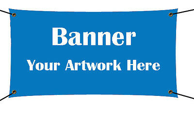 3000mm x 6000mm Customer made Vinyl Banner Printing included
