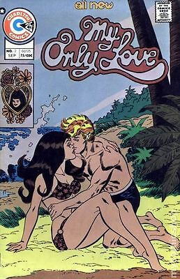 My Only Love (1975) #2 VG+ 4.5 LOW GRADE
