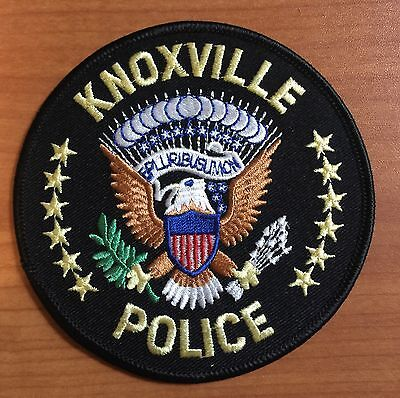 Knoxville, TN. Police Should Patch, NEW