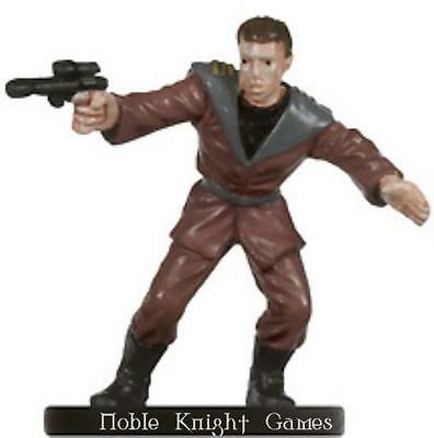 WOTC Star Wars Minis Knights o/t Republic General Wedge Antilles SW