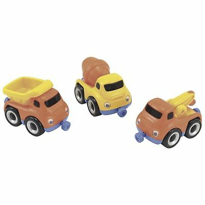 ELC Construction Magnetic Trio Set - Early Learning Centre - 130911 - New