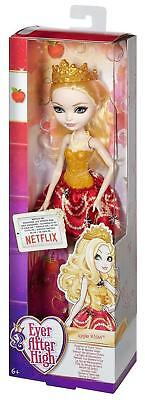 Ever After High Doll - Apple White - Daughter of Snow White - DLB36 - New