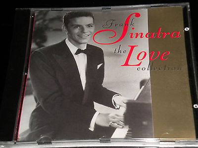 Frank Sinatra - The Love Collection - CD Album - 1997 - 27 Great Tracks