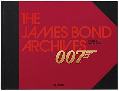 The James Bond Archives. Spectre Edition (Film),    Hardcover Book   97838365518