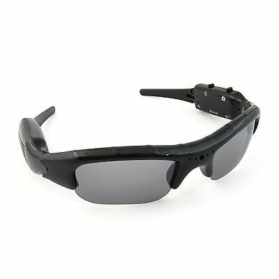 Hidden Camera Spy Sun Glasses Covert Video Photo Audio Recording DVR Cam 2017