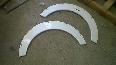 caravan motorhome pair wheel spats wheelarch ideal conversion