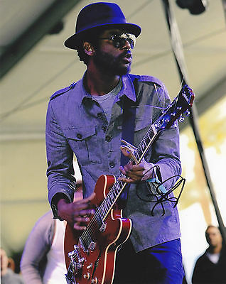 Gary Clark Jr Signed Autographed 8X10 Photo  Blak And Blu   Proof #3
