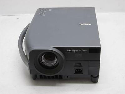 NEC Multisync MT830+ Digital Multimedia Home Theater LCD Projector 1250 Lumens
