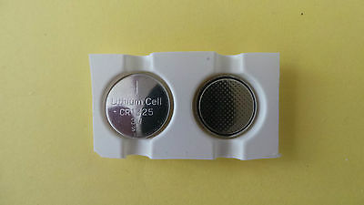 CR1225 3V Lithium Batteries Coin Button Cell Watch Battery Pack Of 2