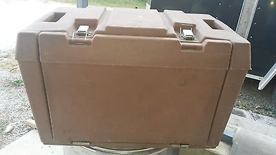 Vollra Insulated Transport Food Carrier  front opening . many uses