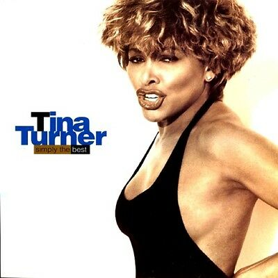 TINA TURNER Simply The Best 1991 UK Double Vinyl LP EXCELLENT CONDITION greatest
