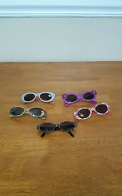 girls sunglasses mixed lot